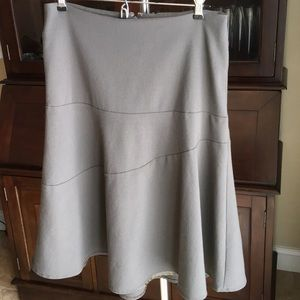 Anthropologie MOTH Wool Blend Skirt Size 2